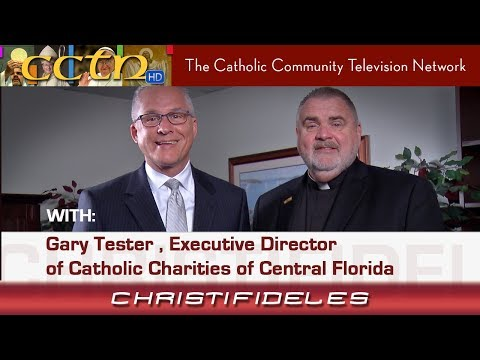 CCTN Presents CHRISTIFIDELES with Gary Tester